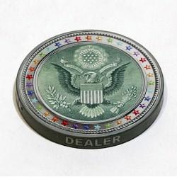 Dollar Dealer Button